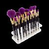 MAANGE Brush Stand Brush Holder - GOLDEN
