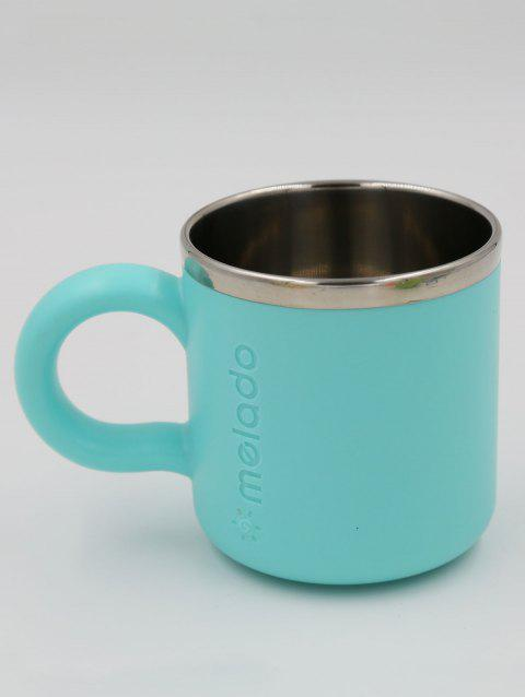 Melado Safety Stainless Steel Baby Water Cup - COASTAL