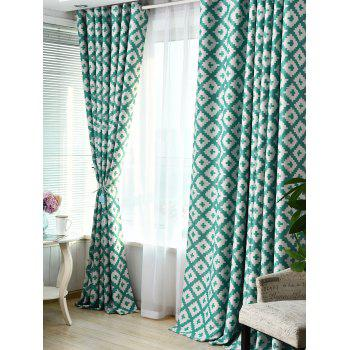 Shading Window Blackout Curtain For Living Room - W53 INCH*L106 INCH W53 INCH*L106 INCH