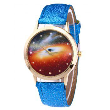 Starry Sky Glitter Strap Watch