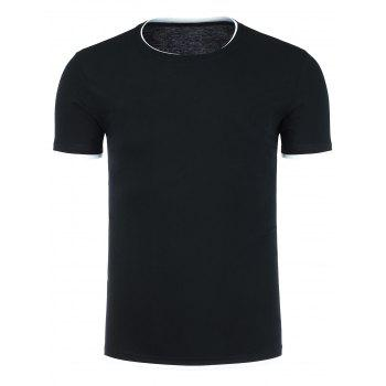 Color Block Slim Fit T-Shirt