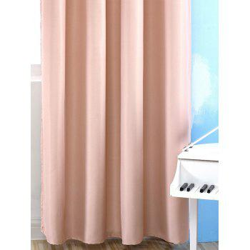 Thermal Insulated Blackout Curtain For Living Room - PINK W53 INCH*L85 INCH