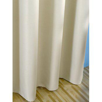 Thermal Insulated Blackout Curtain For Living Room - PALOMINO W57 INCH*L69 INCH