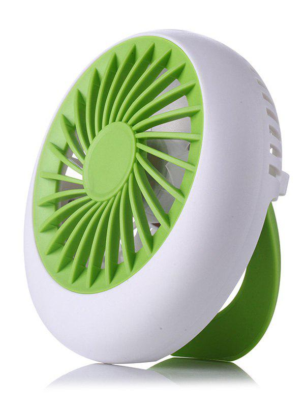 Home Office Big Wind USB Fan Mini Desk - Vert