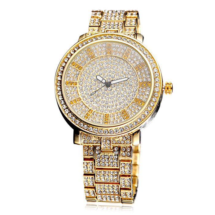 display analog watches caravelle white dp s york quartz japanese new bulova women watch sparkly