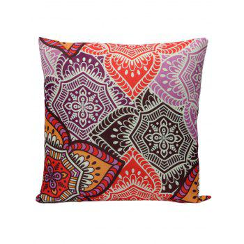 Ethnic Printed Pillow Cover
