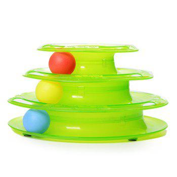 Cat Toy Pet Toy Track Ball