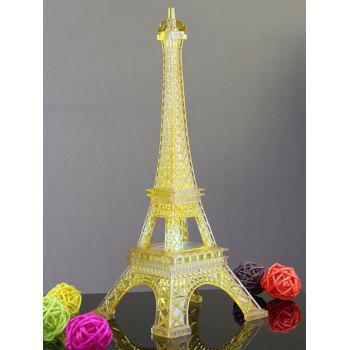 Colorful Eiffel Tower LED Night Light