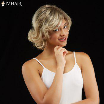Amazing Human Hair Wigs Cheap Real Human Hair Wigs For Black White Short Hairstyles Gunalazisus