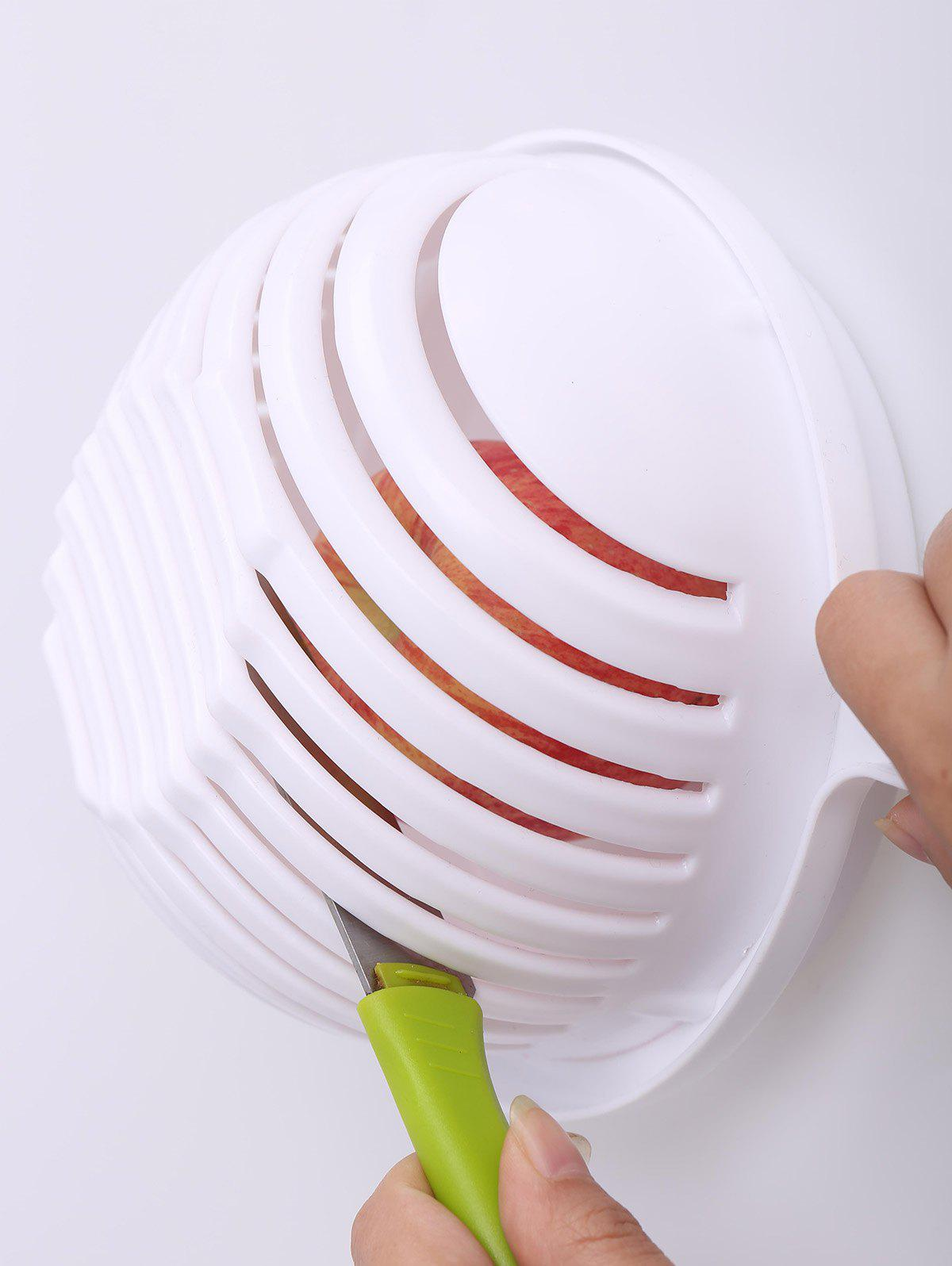 bowl of fruit fruit slicer