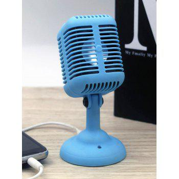 USB Charge Connection Rockabilly Mic Speaker