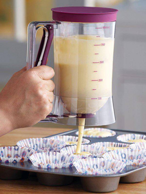 Cake Batter Dispenser with Measuring Label 210506201