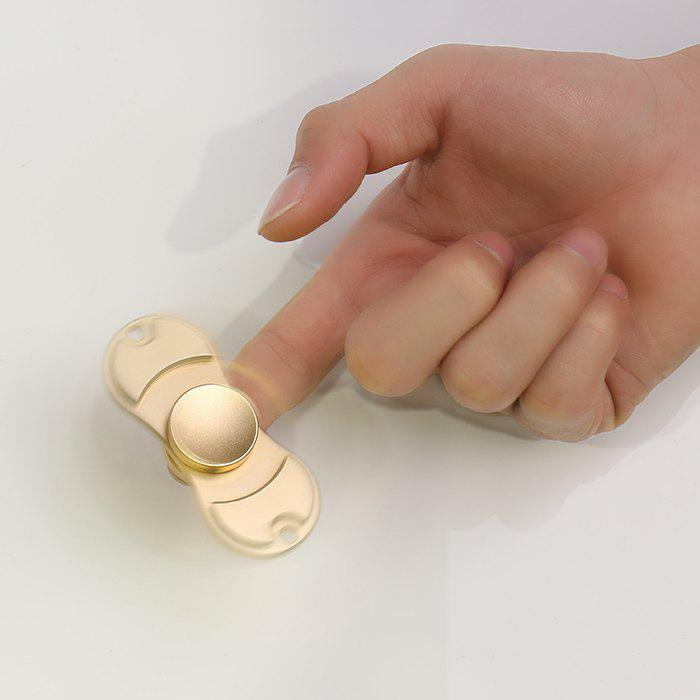 Focus Toy Aluminium Alloy Finger Gyro - Or