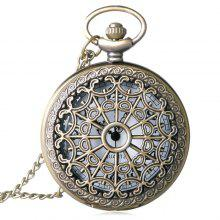 Hollow Out Vintage Pocket Watch