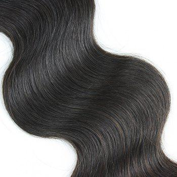 3 Pcs Body Wave Brazilian Virgin Dyeable Human Hair Weave - 12INCH*14INCH*16INCH 12INCH*14INCH*16INCH