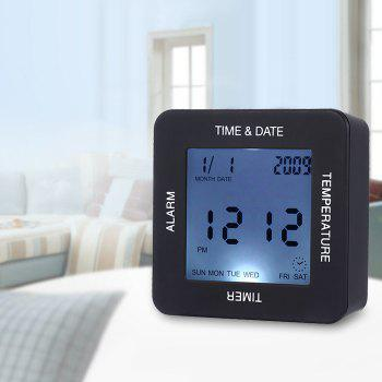 Multifunctional Four Direction Digital Clock