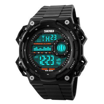 SKMEI Outdoor Luminous Digital Watch