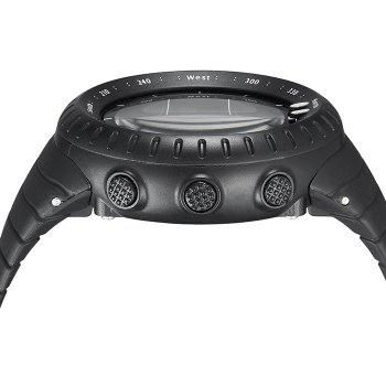 GIMTO Luminous Digital Sports Watch -  BLACK