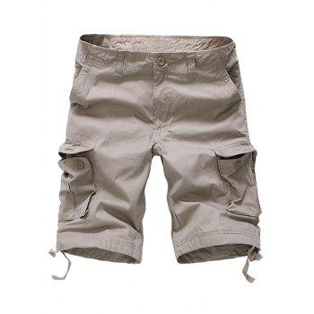 Pocket Casual Cargo Shorts