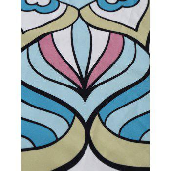 Throw Summer Beach Patterned - multicolore ONE SIZE