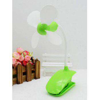Portable Home Mini USB Rechargeable Clip Fan