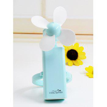 Portable USB Rechargeable Summer Mini Handheld Fan