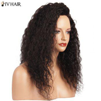 Siv Hair Long Lace Front Deep Wave Human Hair Wig - 18INCH 18INCH