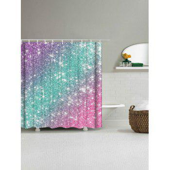 background shower curtain colormix w59 inch l71 inch interdesign ombre print shower curtain 72 by 72 blue green online best prices in india rediff