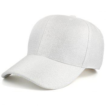 Cannetille Fabric Baseball Hat