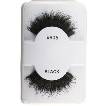 1 Pair Dense Fake Eyelashes