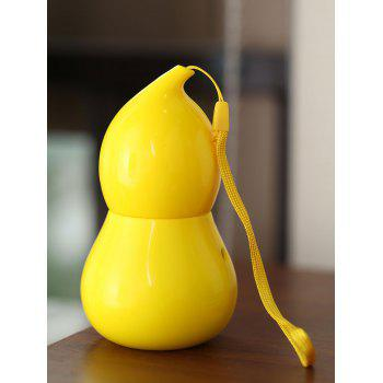 USB Recharge Big Wind Mini Handheld Gourd Fan