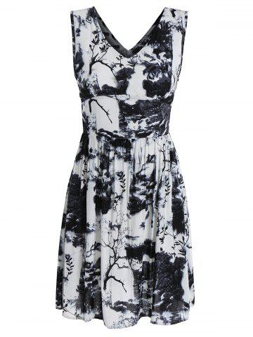 3cd69a59ac6d2 2019 Chinese Painting Dress Online Store. Best Chinese Painting ...