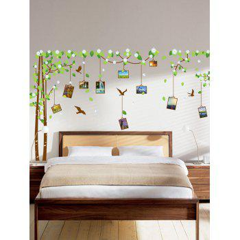 Removable Photo Frame Tree Wall Sticker