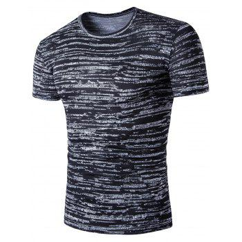 Space Dye Slim Fit Tee