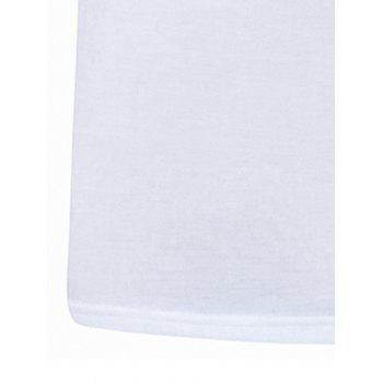 Basic Tank Top - WHITE WHITE