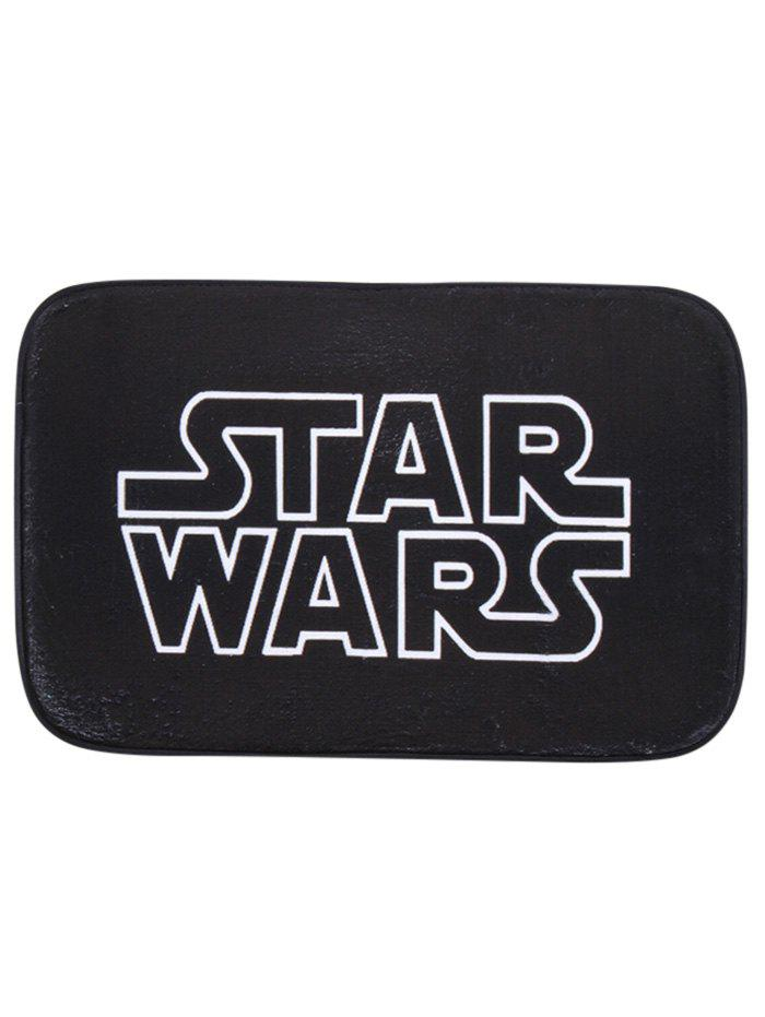 Soft Absorbent Letter Star Wars Bath Rug картридж для принтера epson c13t08794010 orange