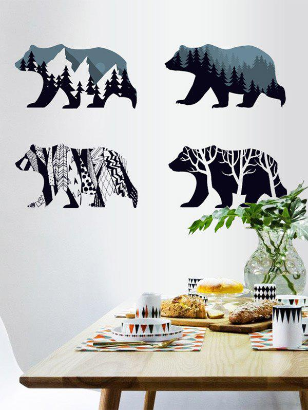 Removable Bear Tree Wall Sticker cobuild intermediate learner's dictionary