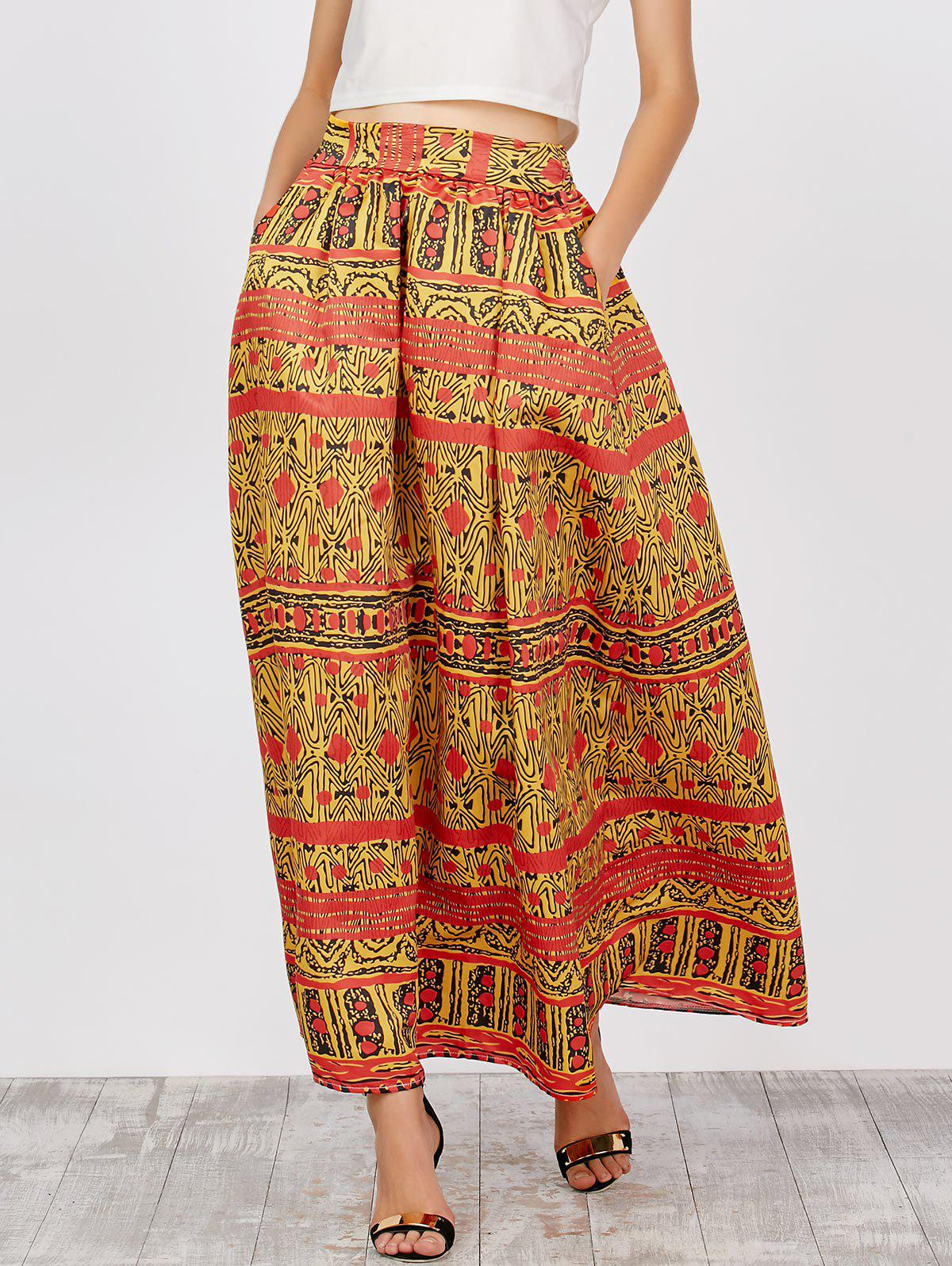 High Waist African Print Maxi Skirts cmam implant04 implant jaw model medical science educational teaching anatomical models