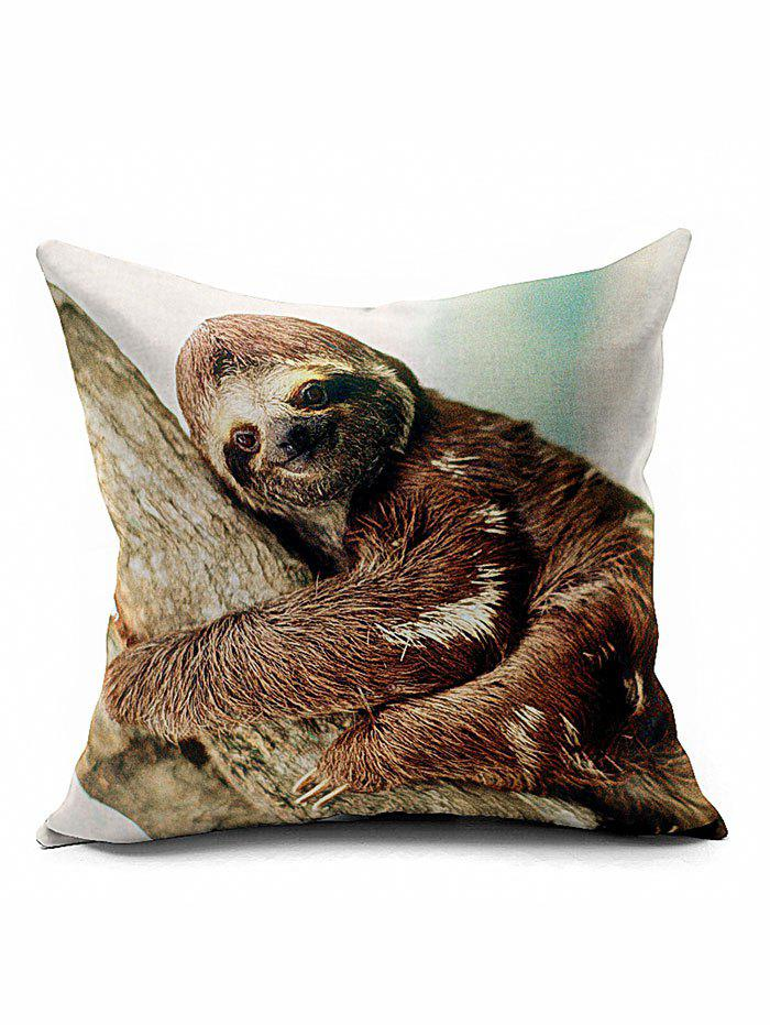 Smile Sloth Bedroom Decorative Throw Pillow Case от Dresslily.com INT