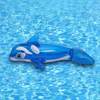 Inflatable Whale with Handle