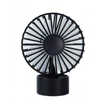 Summer Cooler USB Mute Mini ventilateur de bureau - Noir