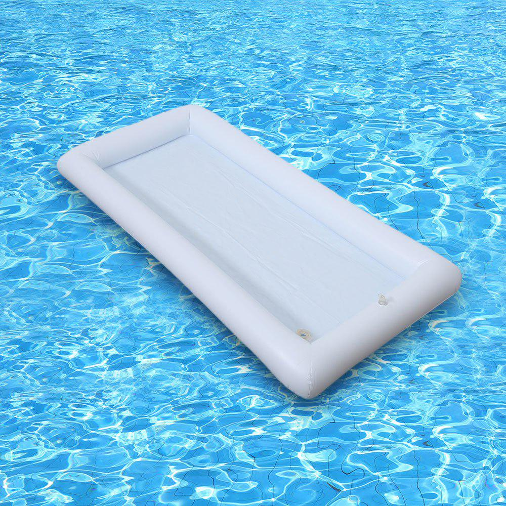 Outdoor Sports Floating Ice Bar - WHITE