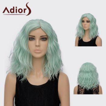 Adiors Medium Curly Side Part Colormix Synthetic Wig