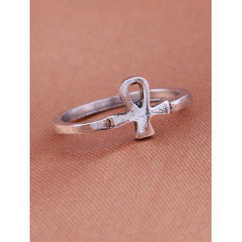 Sun Moon Star Flower Alloy Ring Set - SILVER