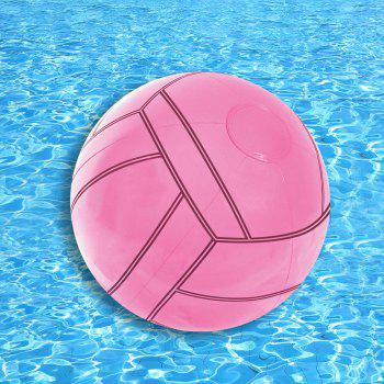 Inflatable Sports Beach Ball  - LIGHT PINK LIGHT PINK