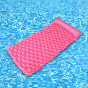 Swimming Pool Inflatable Floating Row