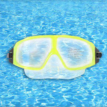 Silicone Snorkeling Equipment Diving Mask