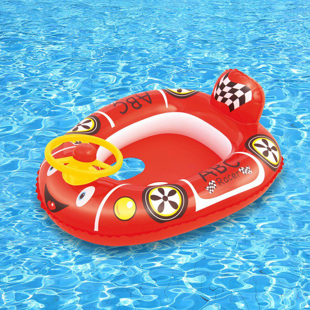 Floating Seat Boat - RED