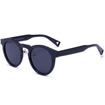 Polarizing Hollow Out Leg Sunglasses