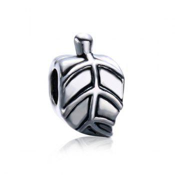 Alloy Leaf DIY Charm Bead